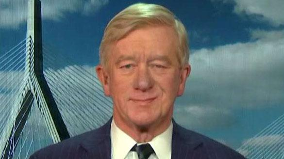 Potential 2020 Republican challenger Bill Weld on why he's considering a run against Trump
