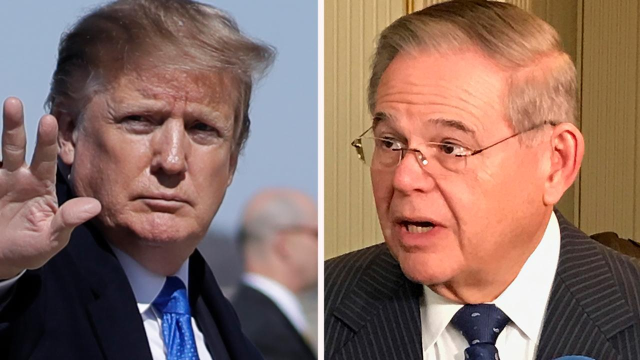 Menendez: I worry the President wants 'made-for-TV moments'