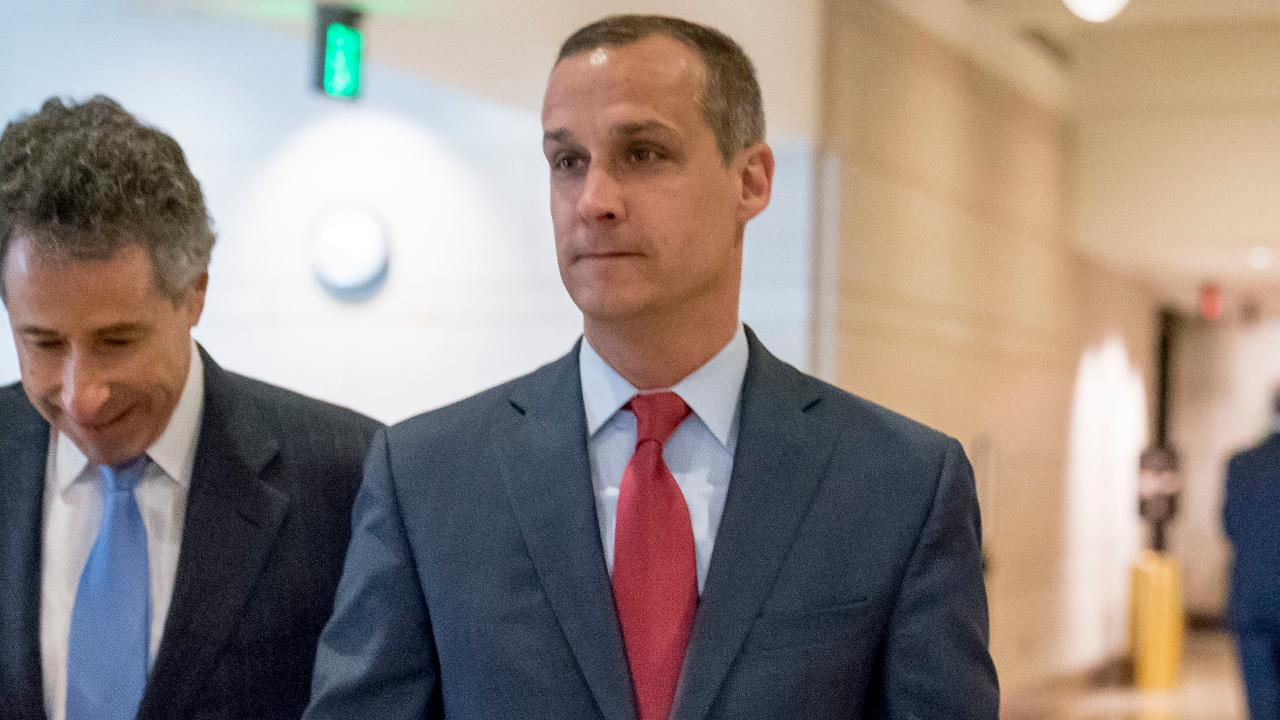 Corey Lewandowski testifies before the House Judiciary Committee